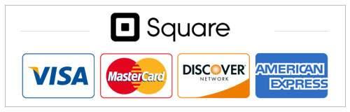 Custom Logo Design Rate - Payment Via Squareup