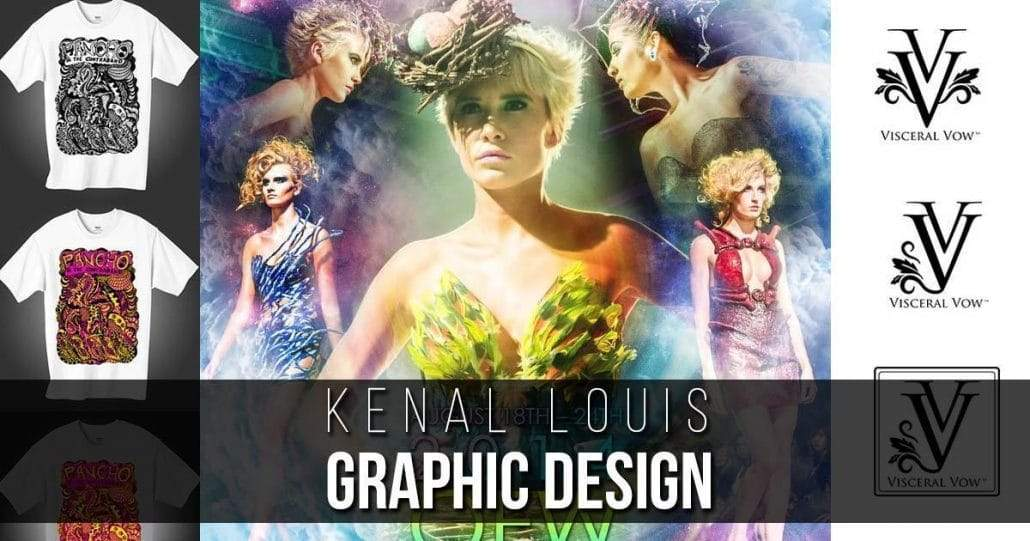 Graphic Designer - Graphic Artist Kenal Louis