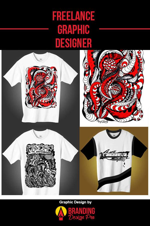 Graphic T-shirt Designer