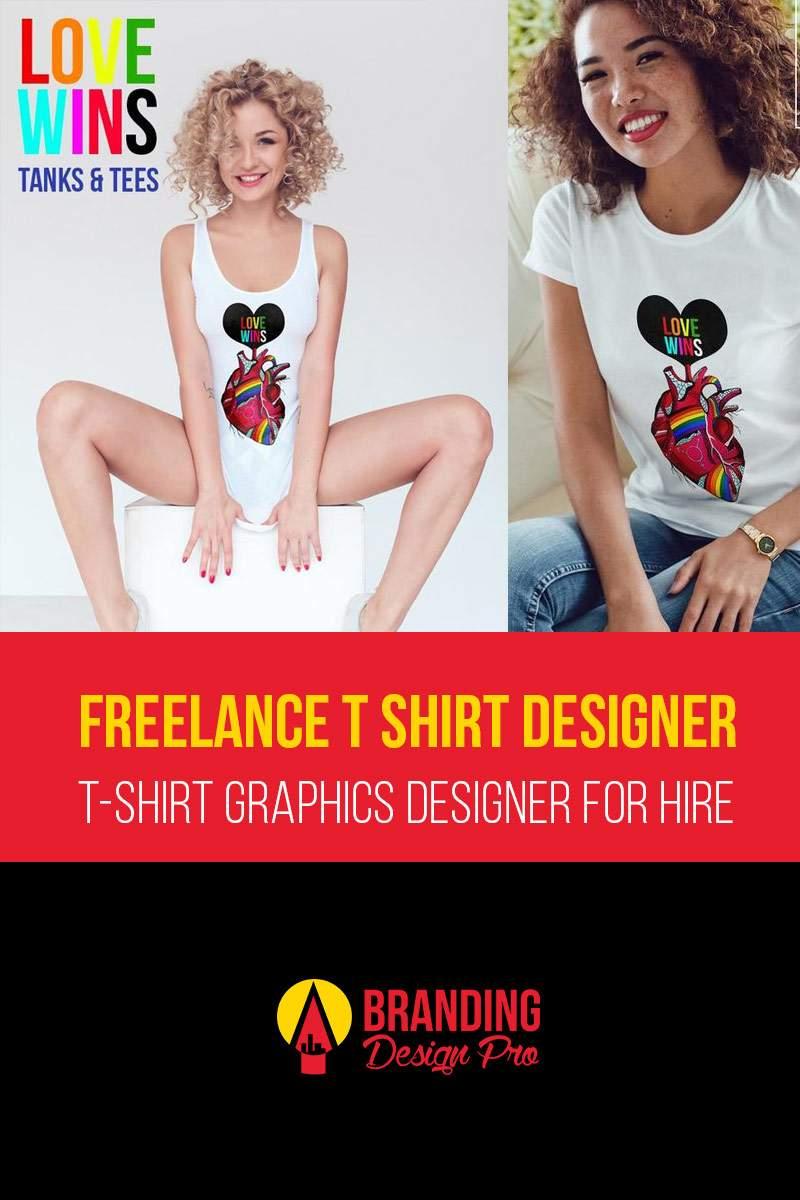 Pride T-Shirt Designers