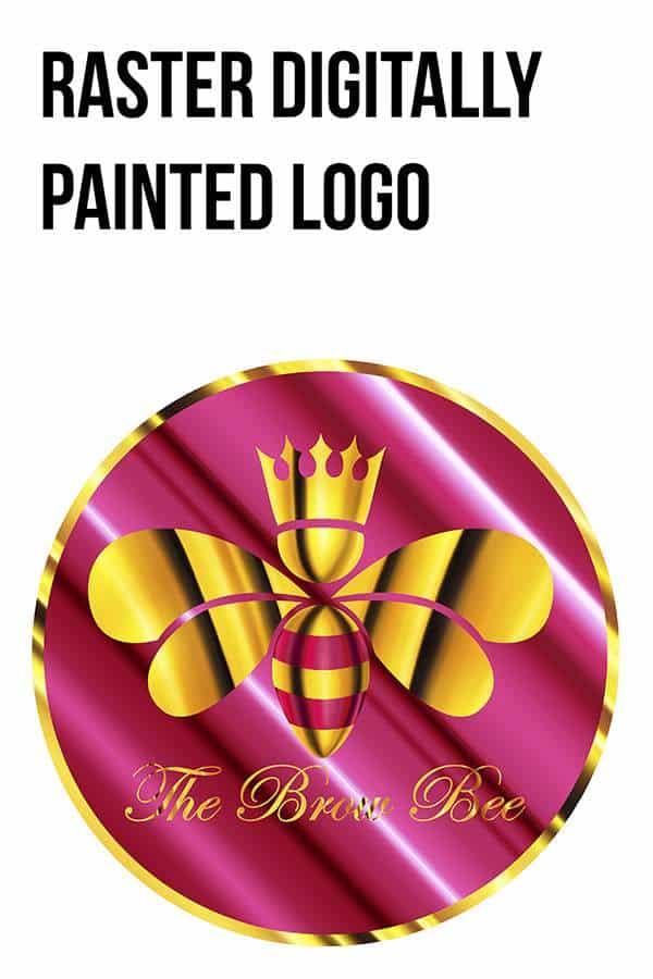 Raster Logo Design