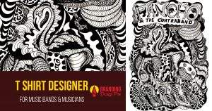 Freelance T Shirt Designer