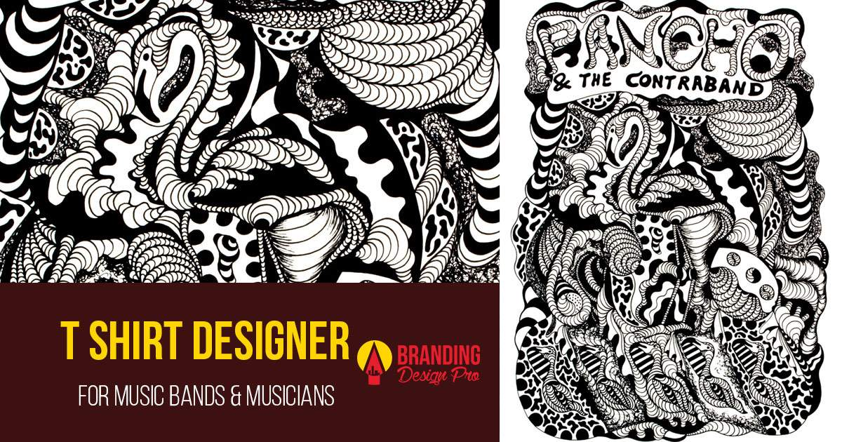 Freelance T Shirt Designer | T-shirt Graphics Designer For Hire