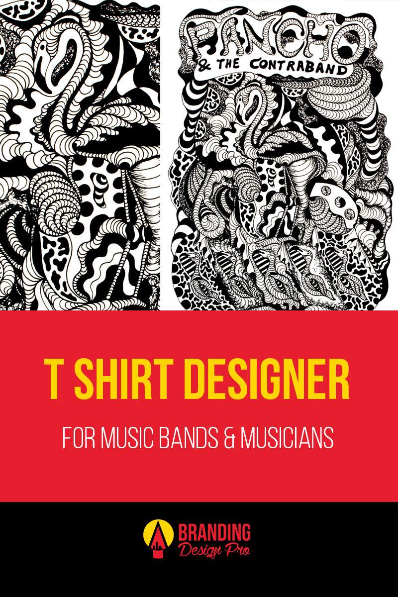 T-shirts Graphic Designer