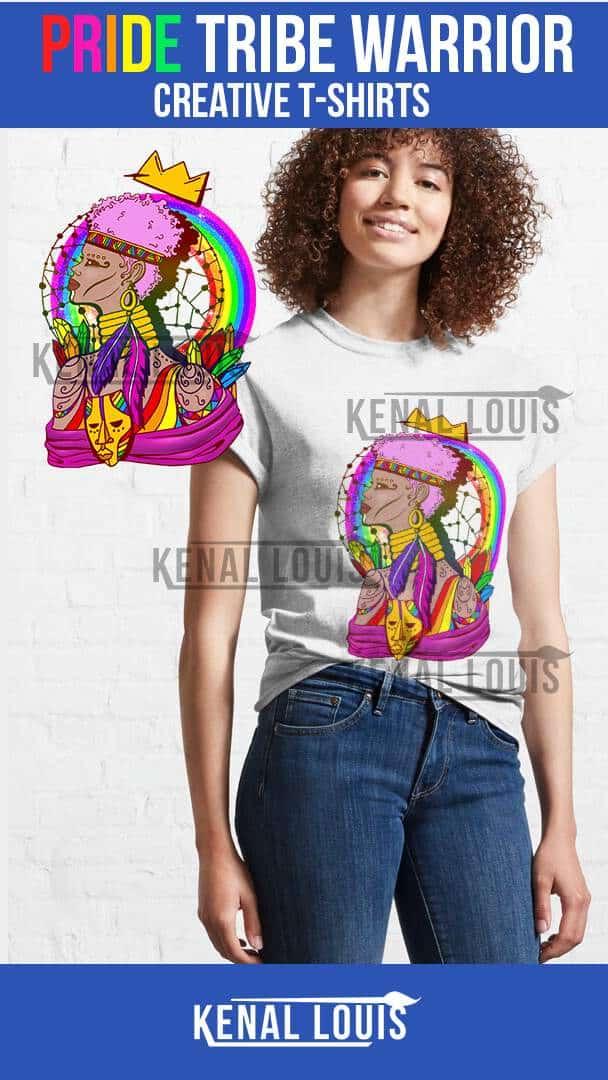 Lesbian Pride Shirts