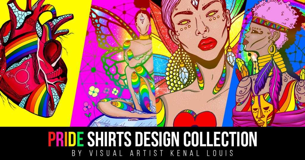 Pride Shirts Design Collection