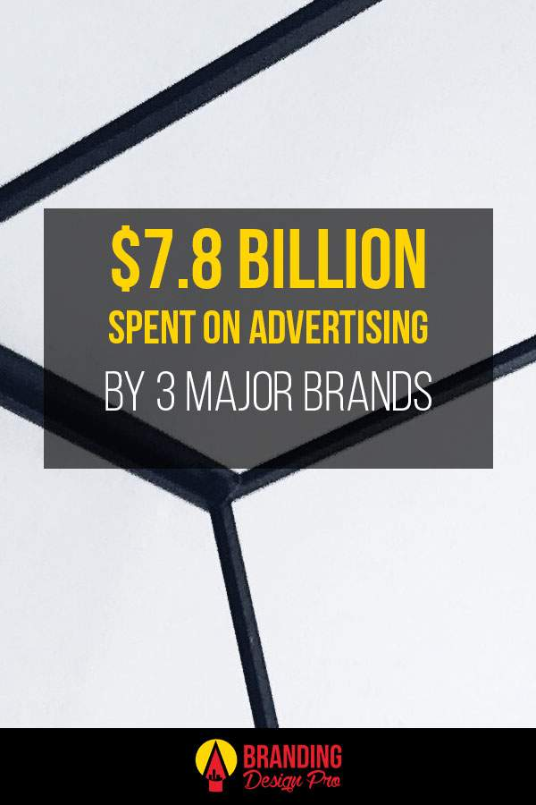 major brands use graphic design for advertising